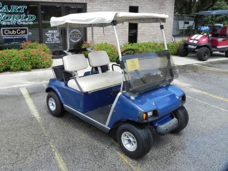 1997 Club Car Ds